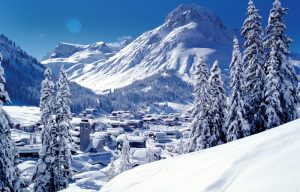 Лех, Австрія